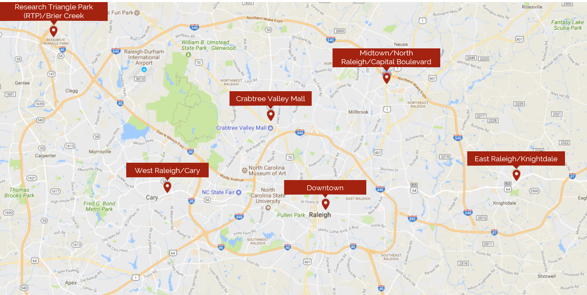 Ibm Rtp Campus Map.Hvs Market Pulse Raleigh Nc